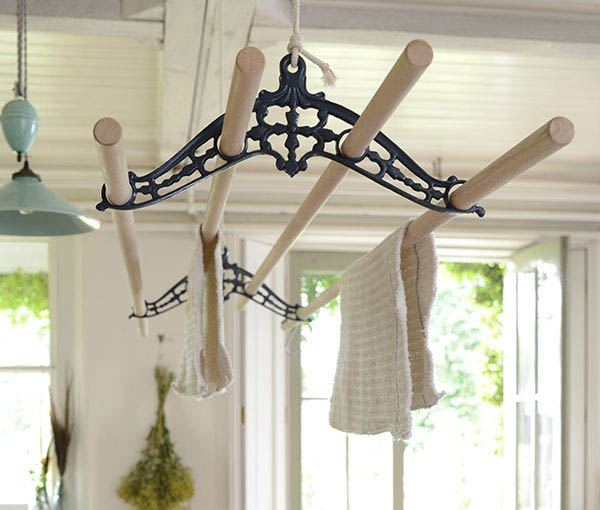 Deluxe Ceiling Mounted Indoor Drying Rack 169 Pulleymaid Ltd